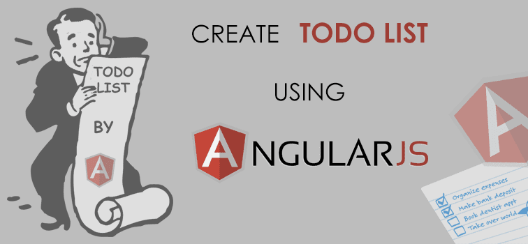 Create Todo List Using AngularJS Properties