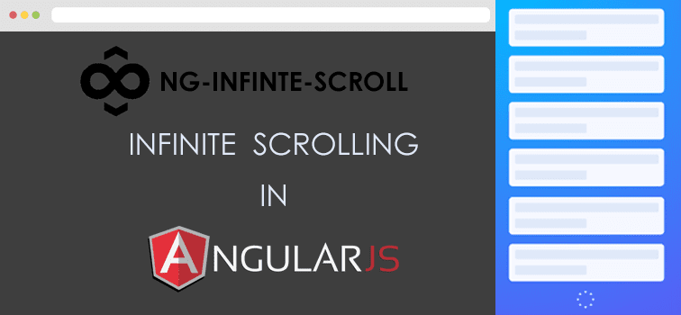 Infinite Scrolling In AngularJS