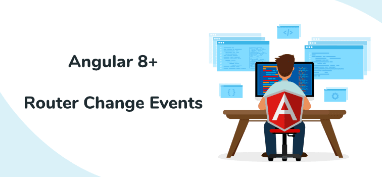 router change events